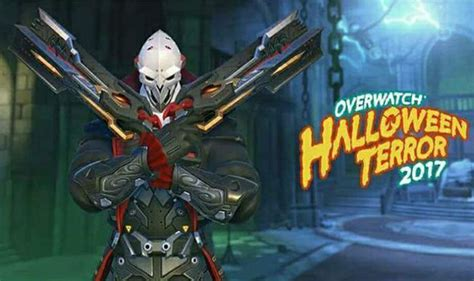 overwatch halloween  event  start time  date