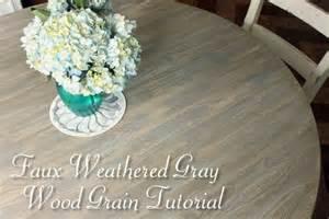 Wood Grain Effect Spray Paint