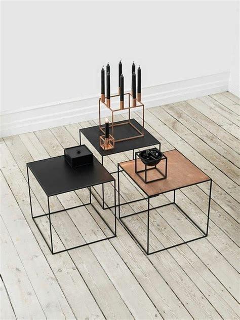 deco chambre industrielle la table basse design en mille et une photos avec beaucoup