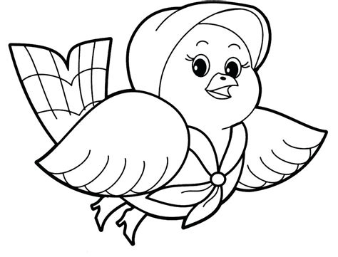 easy animal coloring pages  kids  getcoloringscom