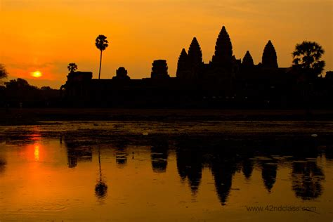 Angkor Wat Sunrise Youve Never Seen A Dawn Like This