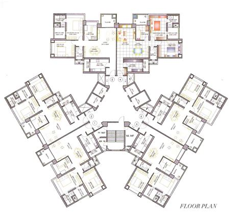 residential house plans high rise residential floor plan search