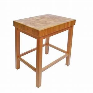 Billot De Boucher Ikea : table billot de boucher tom press ~ Voncanada.com Idées de Décoration