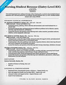 entry level nursing student resume sample tips With entry level nurse resume