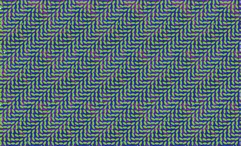 Animal Collective Wallpaper - optical illusion pattern abstract leaves animal