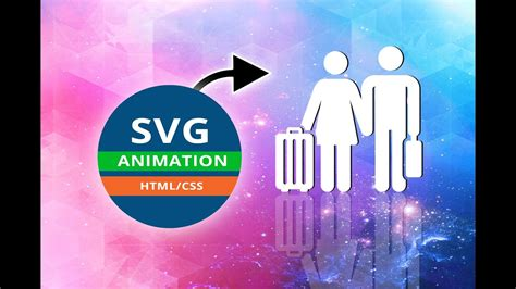 Wanna learn svg & animation deeply? How to create svg animation using html/css3 - YouTube