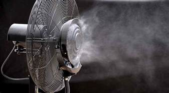 commercial misting fans new product arrivals