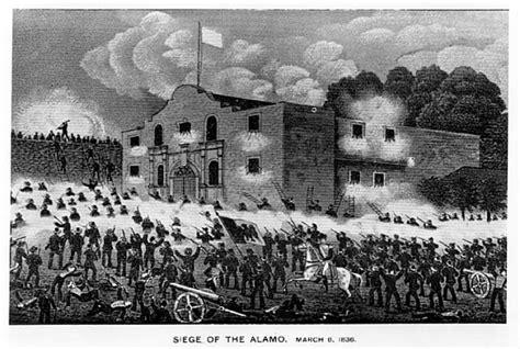 the siege of the alamo the siege of the alamo 6th march 1836