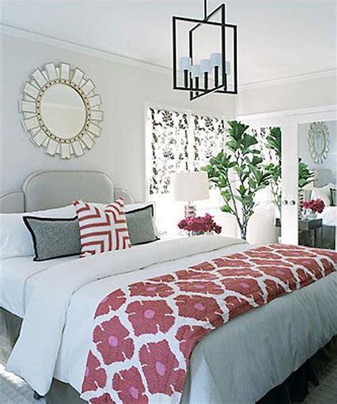 Secretice Pink And Grey Bedroom Ideas