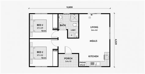 floor plans granny flats australia