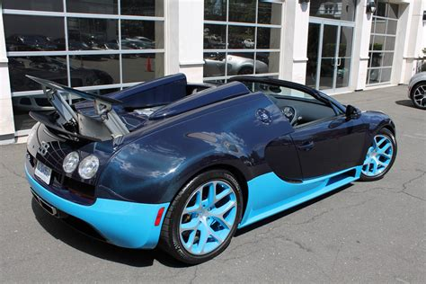 Bugatti Veyron Grand Sport For Sale by Two Bugatti Veyron Grand Sport Vitesse S For Sale At U S