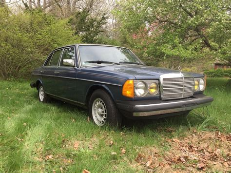 1982 mercedes benz 300d turbo diesel. 1982 Mercedes 300d Turbo Diesel - No Rot, No Bondo, Low Miles! - Used Mercedes-benz 300-series ...