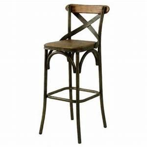 Chaise De Bar Maison Du Monde : l gant chaise de bar maison du monde concernant tabouret de bar en bois ikea perfect tabouret ~ Teatrodelosmanantiales.com Idées de Décoration