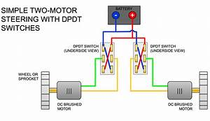 24v 12v Dpdt Switch Wiring Diagram