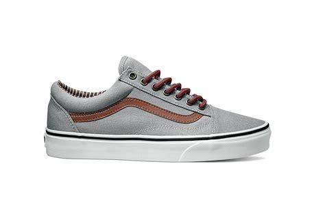 Vans Shoes U Old Skool Grey / Stripes