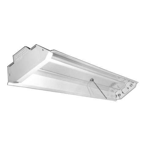 shop utilitech fluorescent shop light common 4 ft