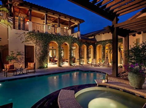 architectural photography tom harper hacienda style homes