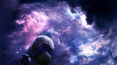 Space Backgrounds Wallpapers Background Advertisement