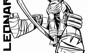 Ninja Turtle Printable Coloring Pages Coloring Home