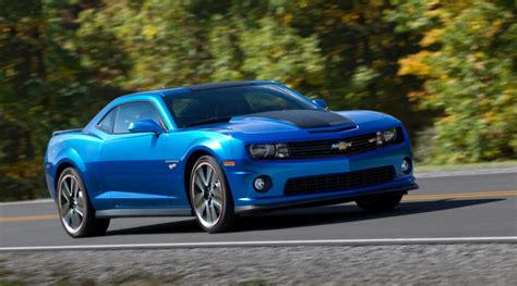 2013 Chevy Camero by 2013 Chevy Camaro To Come In Wheels Edition