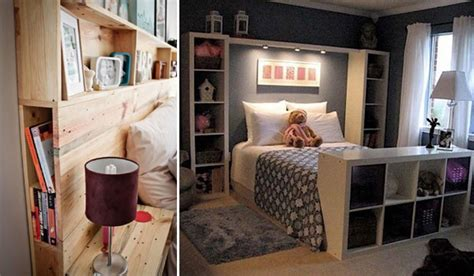 kitchen shelves decorating ideas 17 headboard storage ideas for your bedroom amazing diy