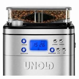Tec Star Kaffeemaschine Mit Mahlwerk Test : unold 28736 kaffeeautomat mit integrierter kaffeem hle filtermaschine ~ Bigdaddyawards.com Haus und Dekorationen