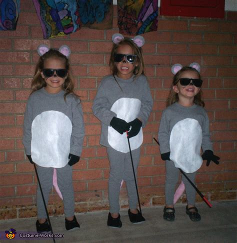 3 blind mice costume literary costume ideas design dazzle