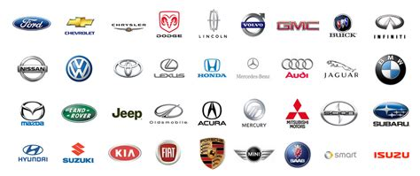 Vehicle Manufacturer Logos by Finding A New Vehicle Get Pre Approved