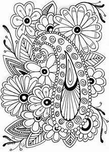 Blumen Ausmalbilder Fr Erwachsene Kostenlos Zum Ausdrucken 1