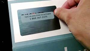 discover card credit card unboxing - YouTube
