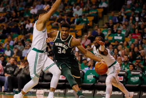 INSTANT REACTION: Celtics Downed in Milwaukee   CLNS Media