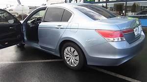 2011 Honda Accord  Celestial Blue Metallic