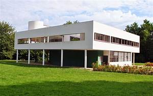 Le Corbusier Stil : villa savoye le corbusier pinterest international style ~ Michelbontemps.com Haus und Dekorationen