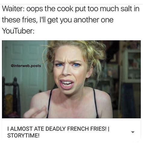 Youtube Meme - storytime youtubers clickbait memes youtube title meme meme memes and teen