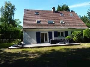Maison avec jardin t6 a louer gouvieux 60270 le for Photo de jardin de maison 6 parc