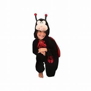 Deguisement Halloween Enfant Pas Cher : deguisement enfant costume coccinelle carnaval fille garcon ~ Melissatoandfro.com Idées de Décoration