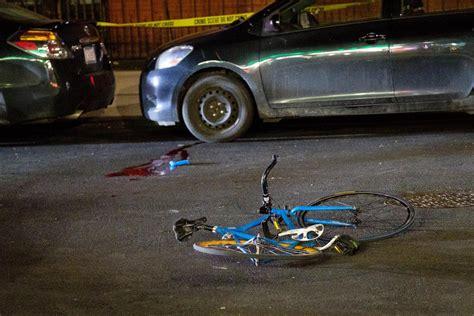 oil truck fatally plows   year  boy riding  bike