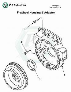 Flywheel Housing Adaptor