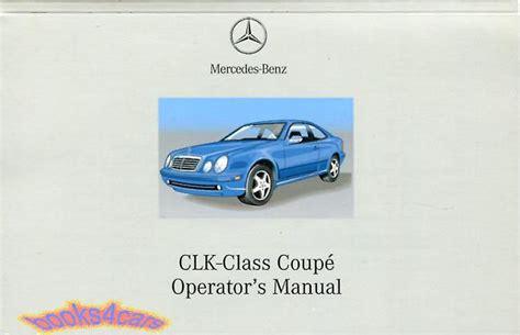 manual repair autos 2002 mercedes benz s class lane departure warning clk owners manual 2002 mercedes clk430 clk55amg 430 55 clk55 amg handbook guide ebay