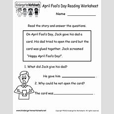 This Is A Reading Comprehension Worksheet Intended To Help Readers Understand Reading Passages