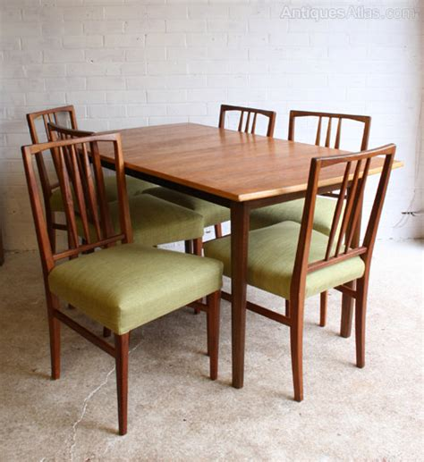 antique dining table and chairs antiques atlas a 1950s dining table and chairs by gordon