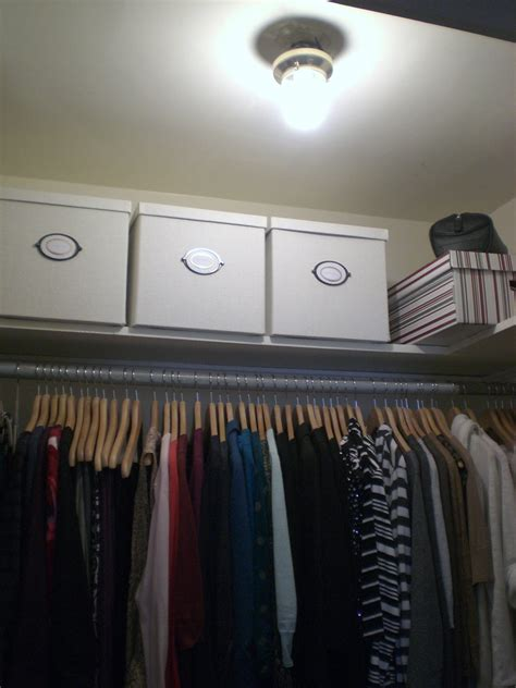 Closet Light Fixture by Closet Lighting Fixtures Homesfeed
