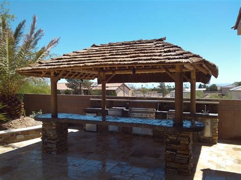 outdoor kitchen bbq island grills and patio covers