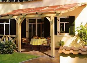 abri terrasse toit pour terrasses alu ou bois promo With toit en verre maison 2 amenagement exterieurs pergolas
