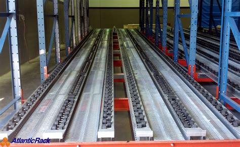 pallet flow rack pallet flow rack storage system atlantic rack