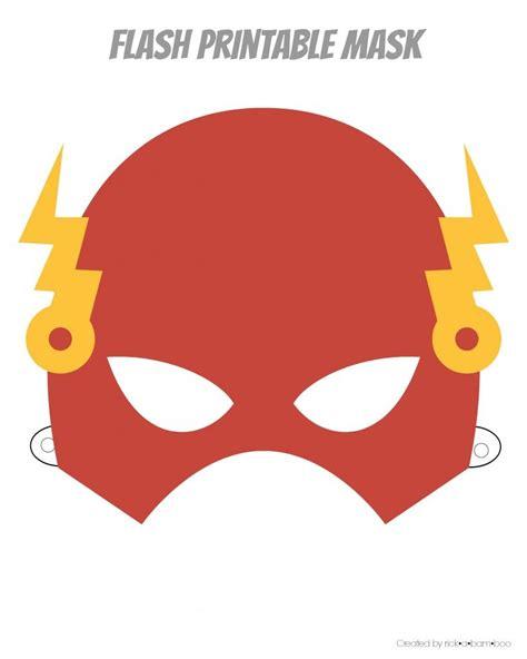 easy superhero mask template  superhero mask