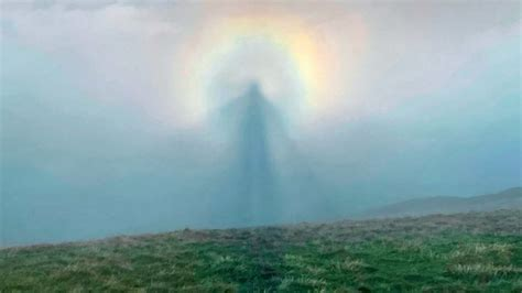 incredible angel   sky caught  camera