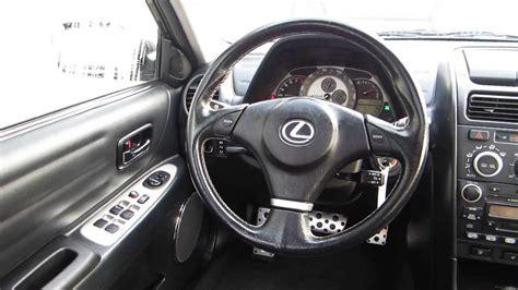 lexus is300 interior 2005 lexus is300 millennium silver metalli stock