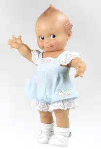 classic blue romper 12 quot kewpie dolls collectible dolls