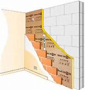 Doublage De Murs Intérieurs : construire en bloc b ton isolation par l 39 int rieur et ~ Premium-room.com Idées de Décoration